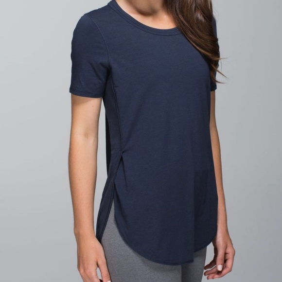 9a55a71151 lululemon athletica Tops - Lululemon Om Tee